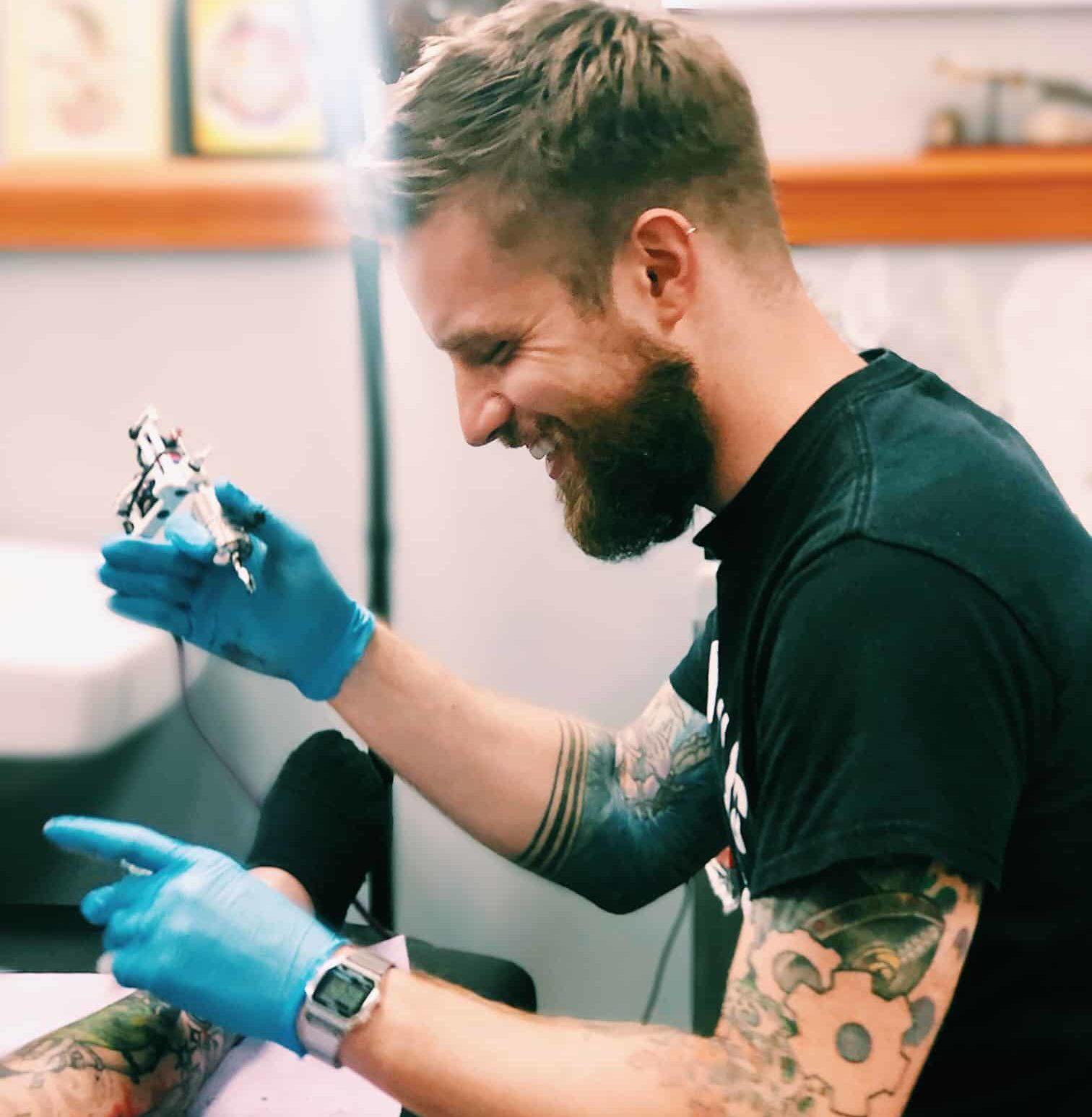 Jordan Epperson Among Memphis Top Tattoo Artists Choose901